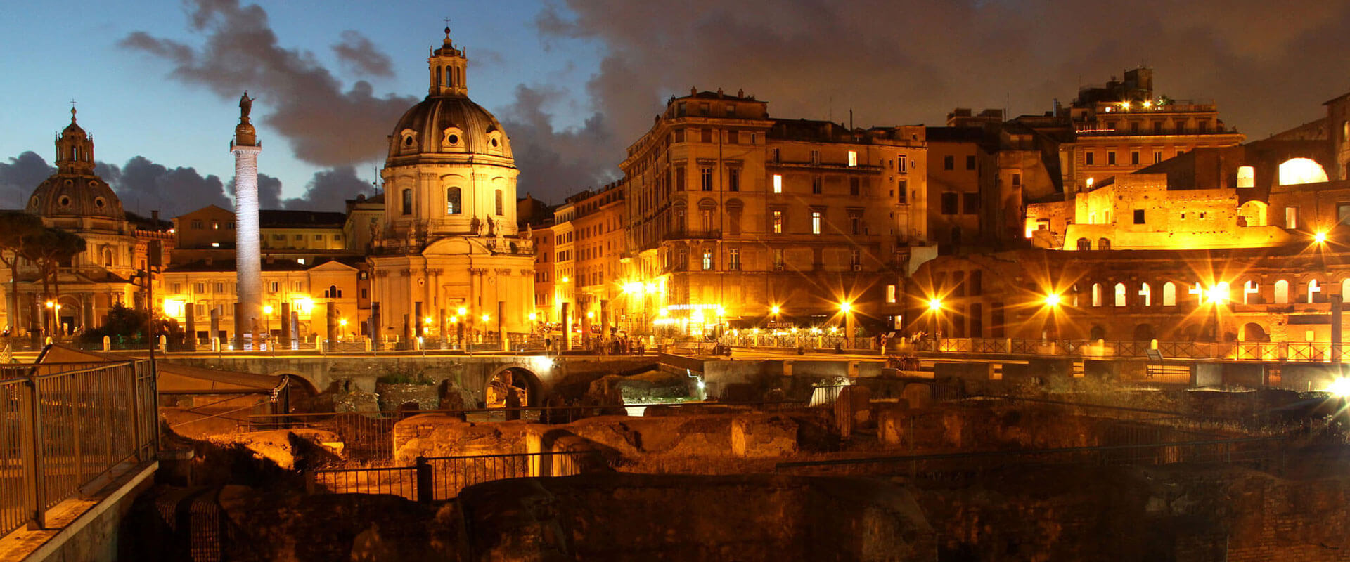 Roma By Night Tours