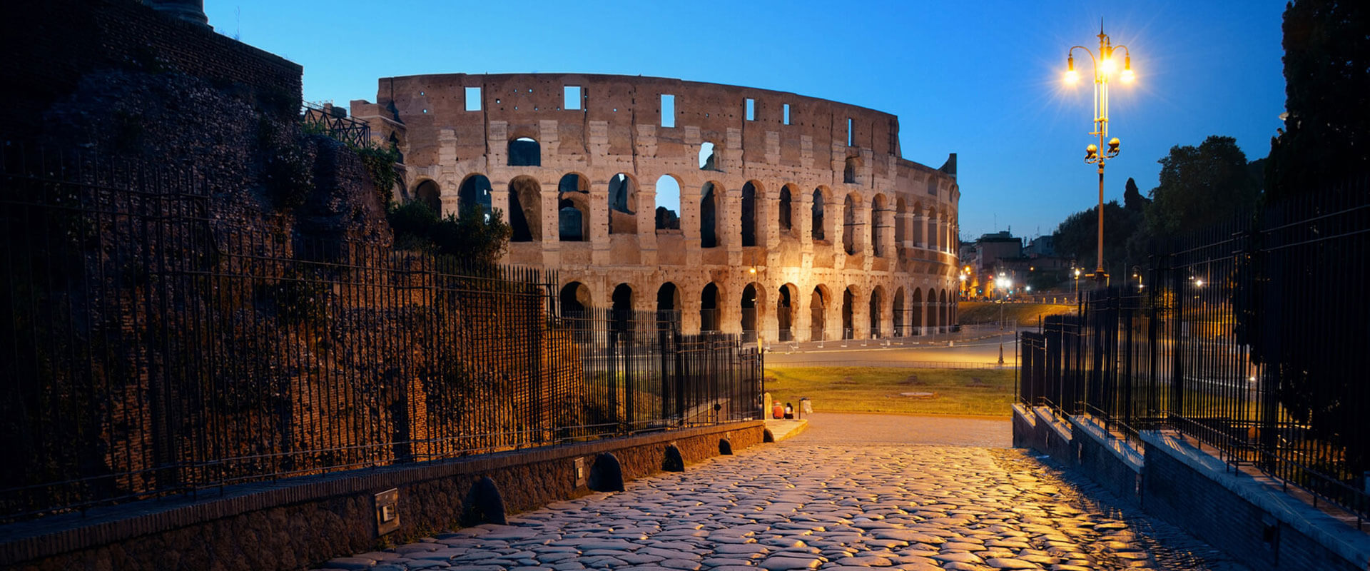 Roma By Night – Students Tour