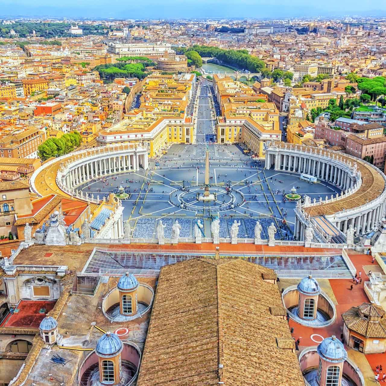 RomeTourTickets Group Tour of Vatican Museums Sistine Chapel and St Peters Basilica