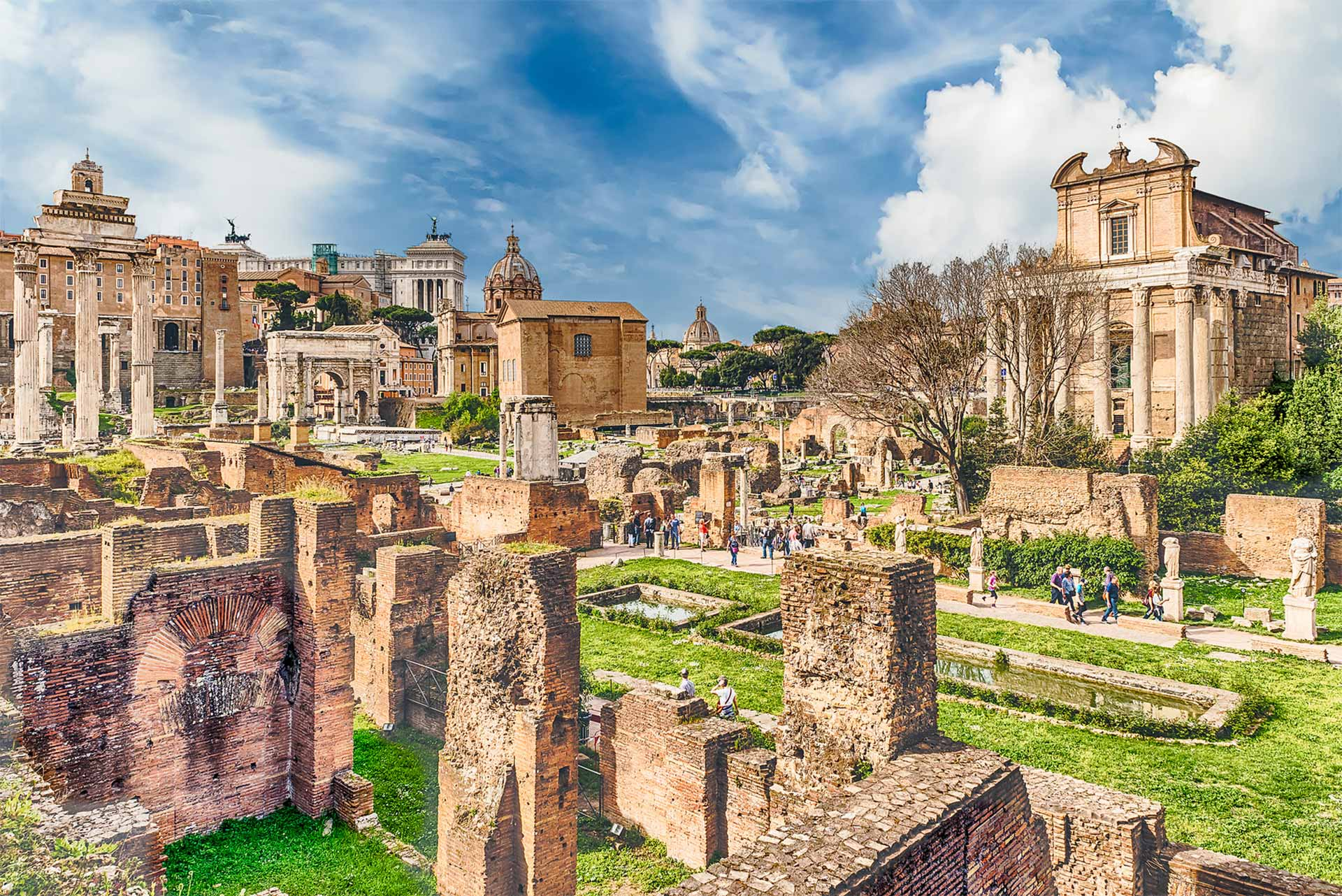 Pompeii and Sorrento Day long Guided Tour from Rome with ...